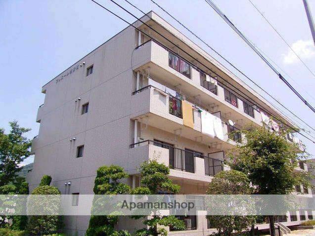 福岡県太宰府市、水城駅徒歩20分の築20年 4階建の賃貸マンション