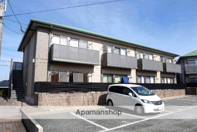 福岡県大野城市、大野城駅徒歩24分の築16年 2階建の賃貸アパート
