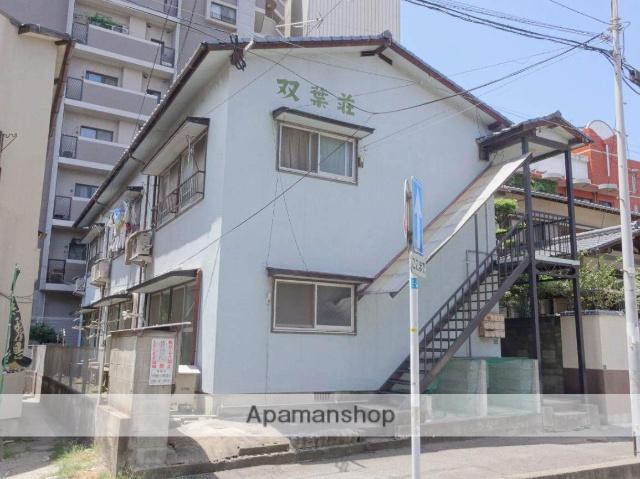 福岡県大野城市、水城駅徒歩7分の築37年 2階建の賃貸アパート
