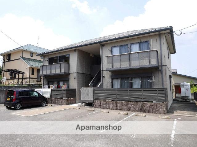 福岡県太宰府市、都府楼南駅徒歩17分の築13年 2階建の賃貸アパート