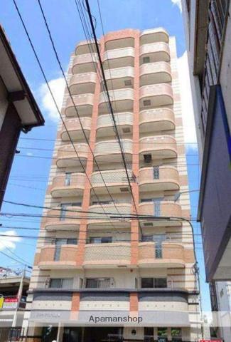 福岡県大野城市、大野城駅徒歩15分の築8年 10階建の賃貸マンション