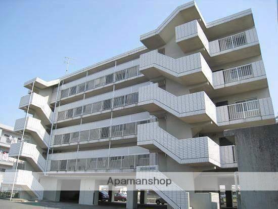 福岡県太宰府市、都府楼南駅徒歩10分の築22年 5階建の賃貸マンション