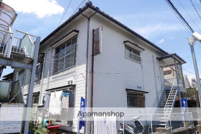 福岡県大野城市、水城駅徒歩6分の築43年 2階建の賃貸アパート