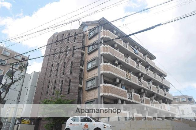 福岡県春日市、春日駅徒歩6分の築16年 6階建の賃貸マンション