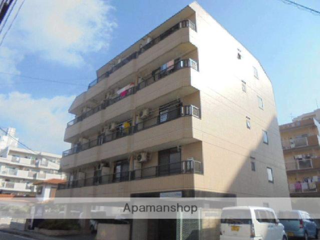 福岡県大野城市、大野城駅徒歩8分の築21年 5階建の賃貸マンション