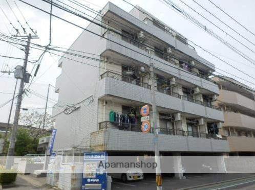 福岡県春日市、春日駅徒歩8分の築23年 5階建の賃貸マンション