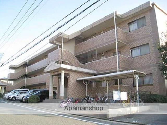 福岡県太宰府市、都府楼南駅徒歩19分の築21年 3階建の賃貸マンション
