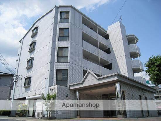 福岡県太宰府市、都府楼南駅徒歩10分の築19年 5階建の賃貸マンション