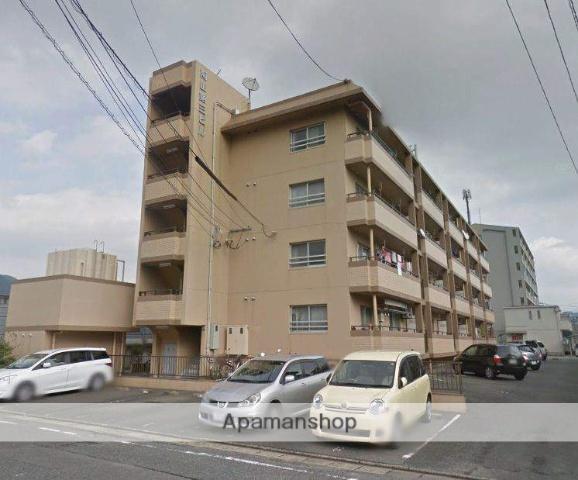 福岡県太宰府市、都府楼南駅徒歩18分の築24年 4階建の賃貸マンション