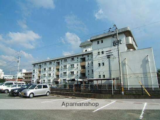 福岡県太宰府市、水城駅徒歩23分の築31年 4階建の賃貸マンション