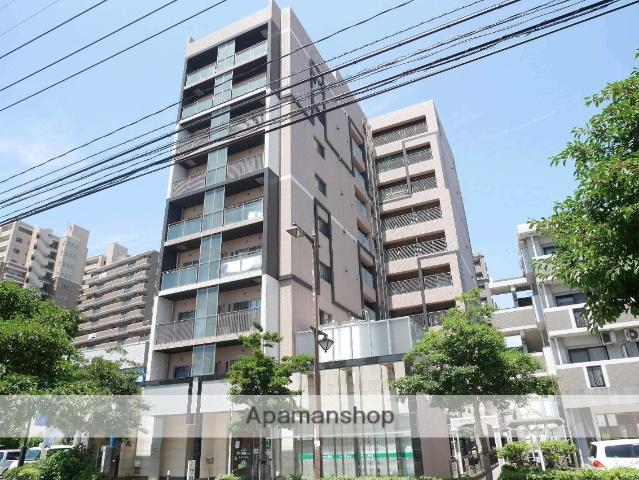 福岡県大野城市、大野城駅徒歩4分の築9年 10階建の賃貸マンション