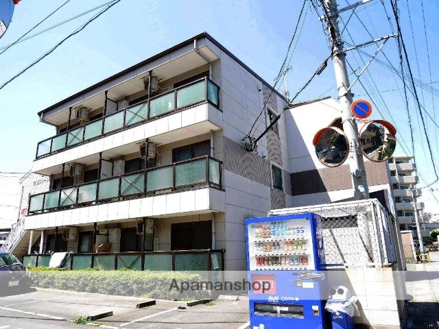 福岡県大野城市、大野城駅徒歩11分の築16年 3階建の賃貸マンション