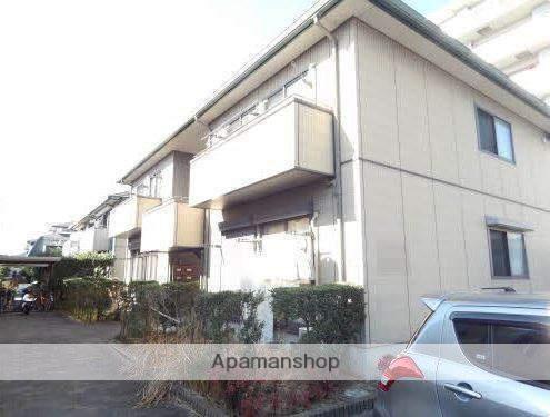 福岡県太宰府市、都府楼前駅徒歩18分の築16年 2階建の賃貸アパート
