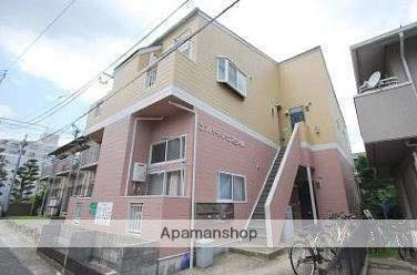福岡県大野城市、大野城駅徒歩7分の築22年 2階建の賃貸アパート