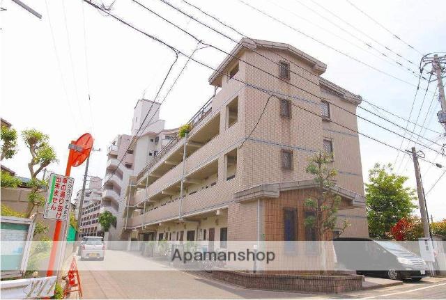 福岡県太宰府市、都府楼南駅徒歩12分の築25年 4階建の賃貸マンション