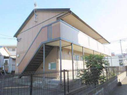 福岡県太宰府市、都府楼南駅徒歩15分の築11年 2階建の賃貸アパート