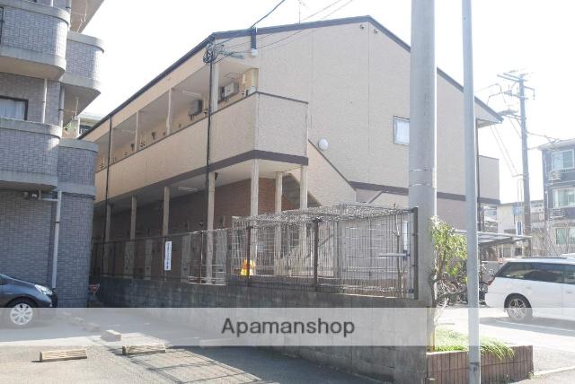 福岡県大野城市、大野城駅徒歩6分の築7年 2階建の賃貸アパート