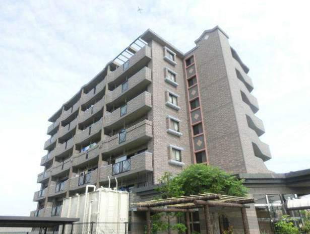福岡県太宰府市、都府楼南駅徒歩7分の築15年 7階建の賃貸マンション