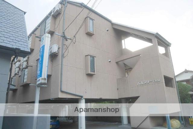 福岡県大野城市、大野城駅徒歩16分の築21年 3階建の賃貸マンション