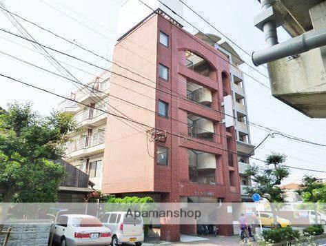 福岡県春日市、春日駅徒歩17分の築32年 5階建の賃貸マンション