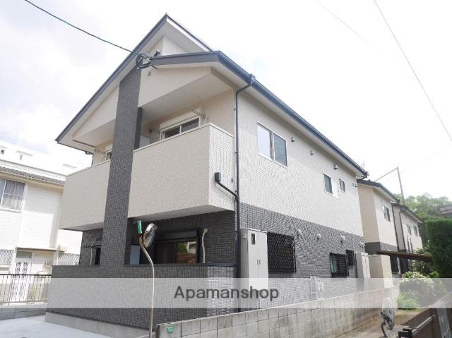 福岡県春日市、春日駅徒歩9分の新築 2階建の賃貸アパート