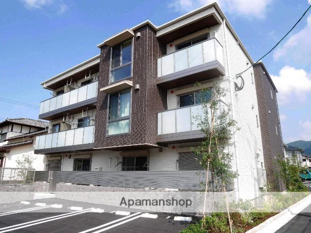 福岡県太宰府市、都府楼南駅徒歩13分の新築 3階建の賃貸マンション