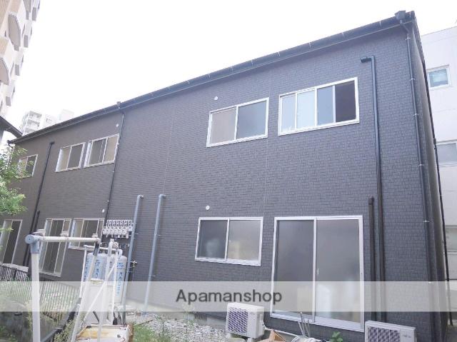 福岡県大野城市、大野城駅徒歩13分の築42年 2階建の賃貸アパート
