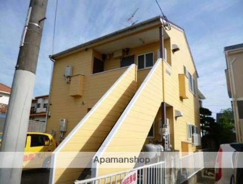 福岡県大野城市、大野城駅徒歩25分の築24年 2階建の賃貸アパート