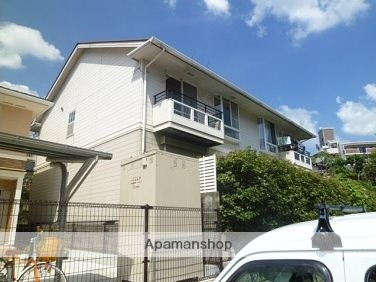 福岡県太宰府市、水城駅徒歩25分の築27年 2階建の賃貸アパート