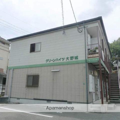 福岡県大野城市、水城駅徒歩11分の築19年 2階建の賃貸アパート