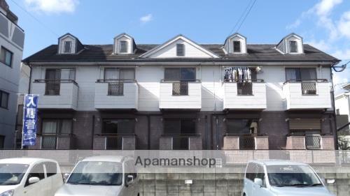 福岡県春日市、南福岡駅徒歩12分の築22年 2階建の賃貸アパート