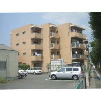 福岡県大野城市、春日駅徒歩15分の築31年 4階建の賃貸マンション