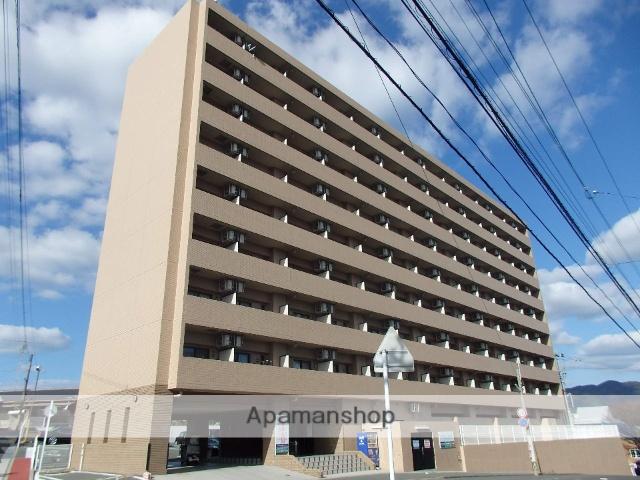 福岡県宗像市、赤間駅徒歩16分の築11年 9階建の賃貸マンション