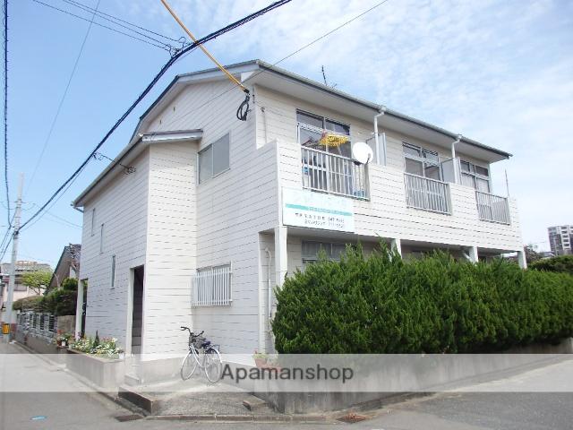 福岡県古賀市、古賀駅徒歩9分の築32年 2階建の賃貸アパート
