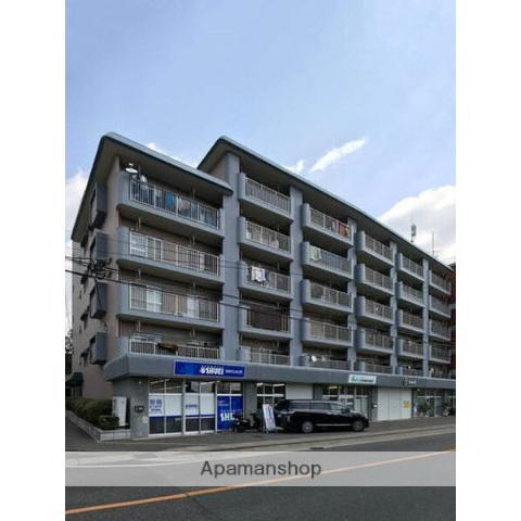 福岡県福岡市南区、高宮駅徒歩22分の築41年 5階建の賃貸マンション