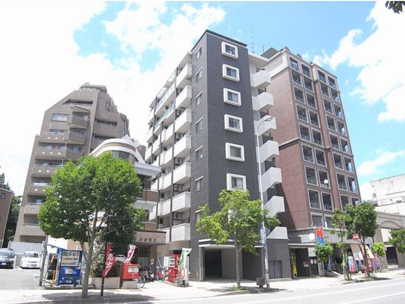 福岡県福岡市南区、竹下駅徒歩24分の築8年 8階建の賃貸マンション
