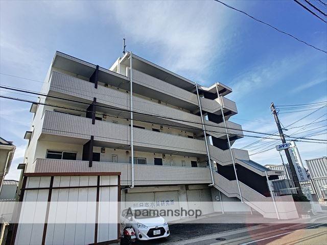 福岡県福岡市南区、桜坂駅徒歩35分の築30年 5階建の賃貸マンション