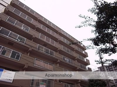 福岡県福岡市中央区、薬院駅徒歩12分の築36年 10階建の賃貸マンション