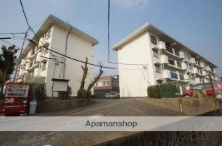 福岡県福岡市南区、高宮駅徒歩50分の築42年 4階建の賃貸マンション