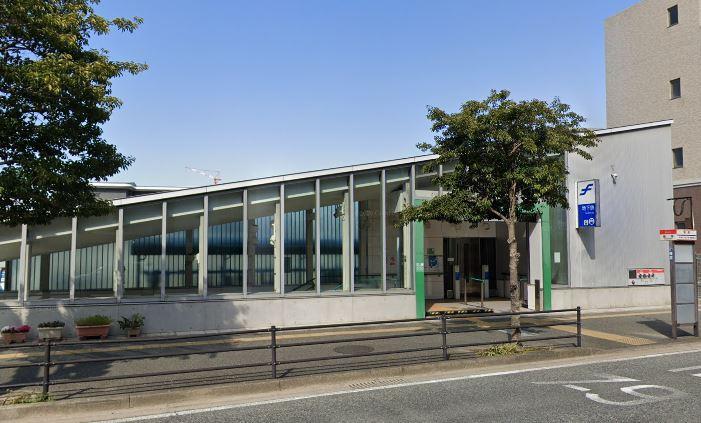 福岡赤十字病院 3615m