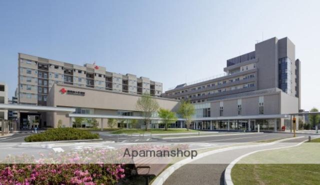 福岡赤十字病院 2321m
