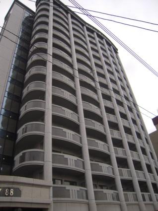 福岡県北九州市小倉北区、小倉駅徒歩27分の築9年 15階建の賃貸マンション