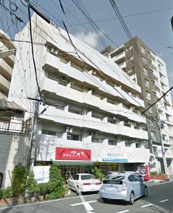 福岡県北九州市小倉北区、旦過駅徒歩5分の築28年 8階建の賃貸マンション