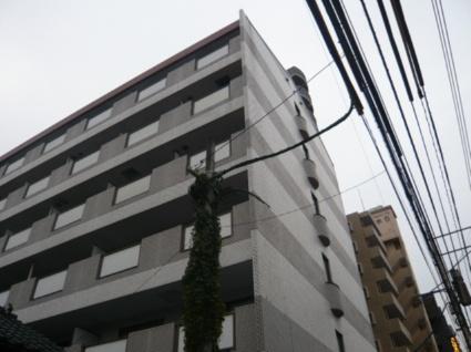 福岡県北九州市小倉北区、南小倉駅徒歩10分の築28年 6階建の賃貸マンション