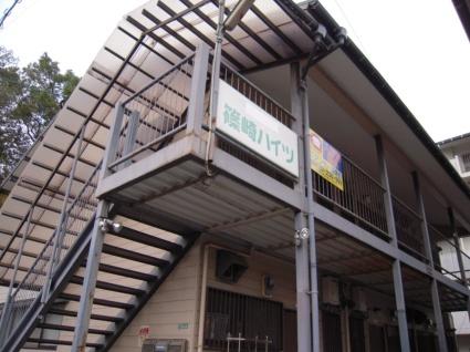福岡県北九州市小倉北区、南小倉駅徒歩15分の築19年 2階建の賃貸アパート