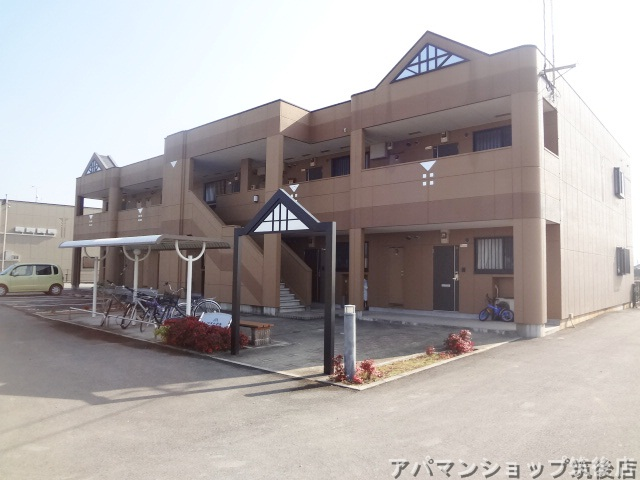 福岡県みやま市、渡瀬駅徒歩11分の築9年 2階建の賃貸アパート