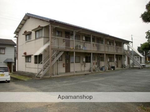 福岡県筑後市、羽犬塚駅徒歩13分の築31年 2階建の賃貸アパート