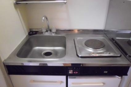 レオパレス別府2[1K/15.04m2]のキッチン