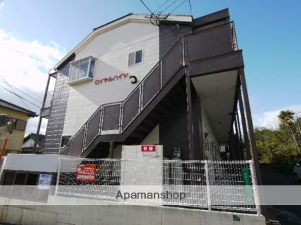 福岡県福岡市東区、雁ノ巣駅徒歩14分の築26年 2階建の賃貸アパート