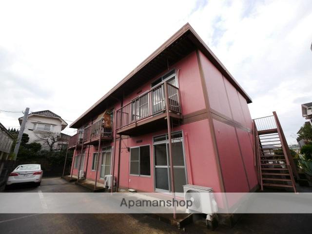 福岡県福岡市東区、福工大前駅徒歩11分の築40年 2階建の賃貸アパート